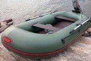 Хранение лодки из ПВХ