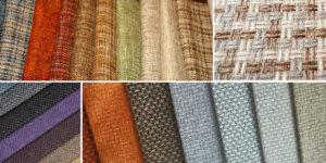 Рогожка используется для пошива одежды, штор, постельного белья