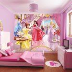 Интерьер детской комнаты для девочки 2-5 лет