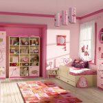 Обстановка для детской комнаты