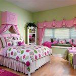 Комната для девочки 6-10 лет