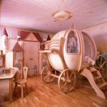 Дизайн комнаты по сказке