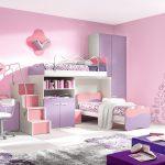Вариант мебели для маленькой комнаты