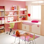 Планировка маленькой комнаты для девочки
