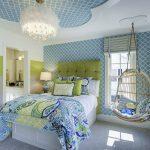 Спальня для девочки в стиле кантри