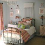 Кантри стиль в оформлении спальни для девочки