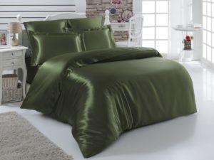 Шёлковое постельное бельё