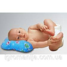 подушка для младенцев