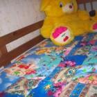 покрывало на детскую кровать своими руками