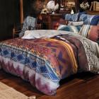 стильные покрывала на кровать фото