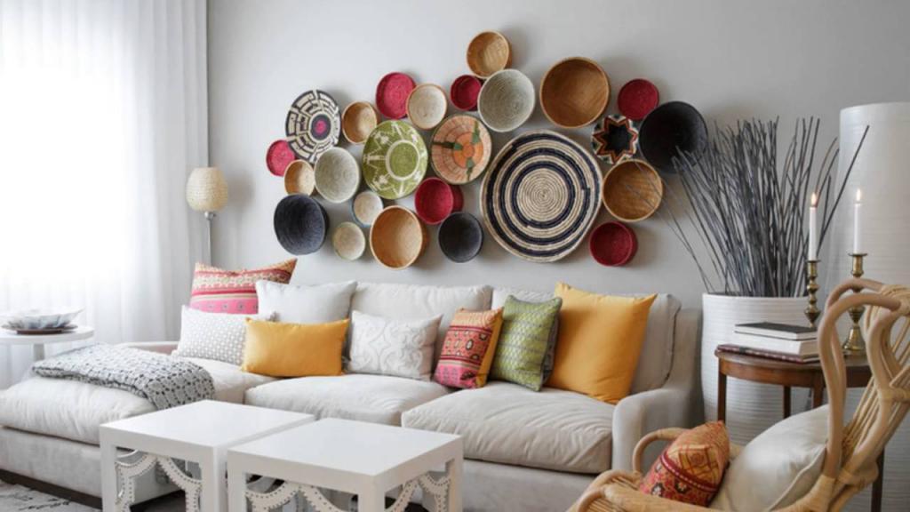 Интерьер гостиной - описание идей с фото
