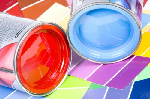 Преимущества акриловых красок