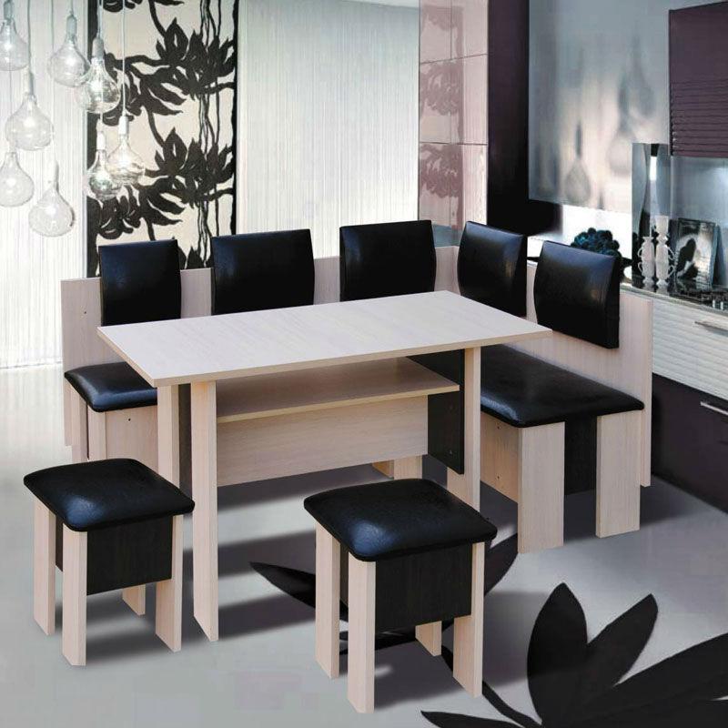 Кухонный уголок в интерьере 18ugolok