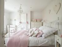 спальня шебби шик для девочки