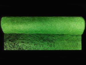 сизаль зеленая ткань