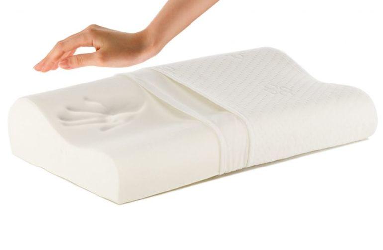 Подушка для сидения с памятьюформы
