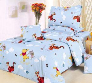 Сколько нужно иметь комплектов постельного детского белья?