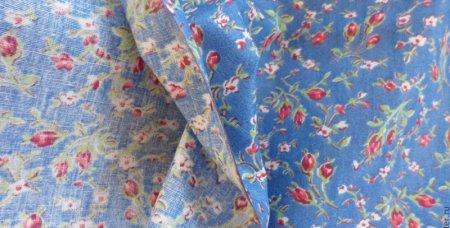 Ситец и фланель - хороша не только для пошива постельного белья