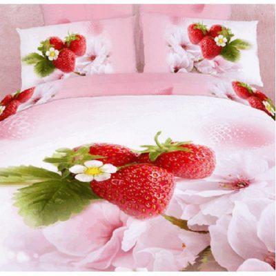 постельное белье 3d с клубникой фото