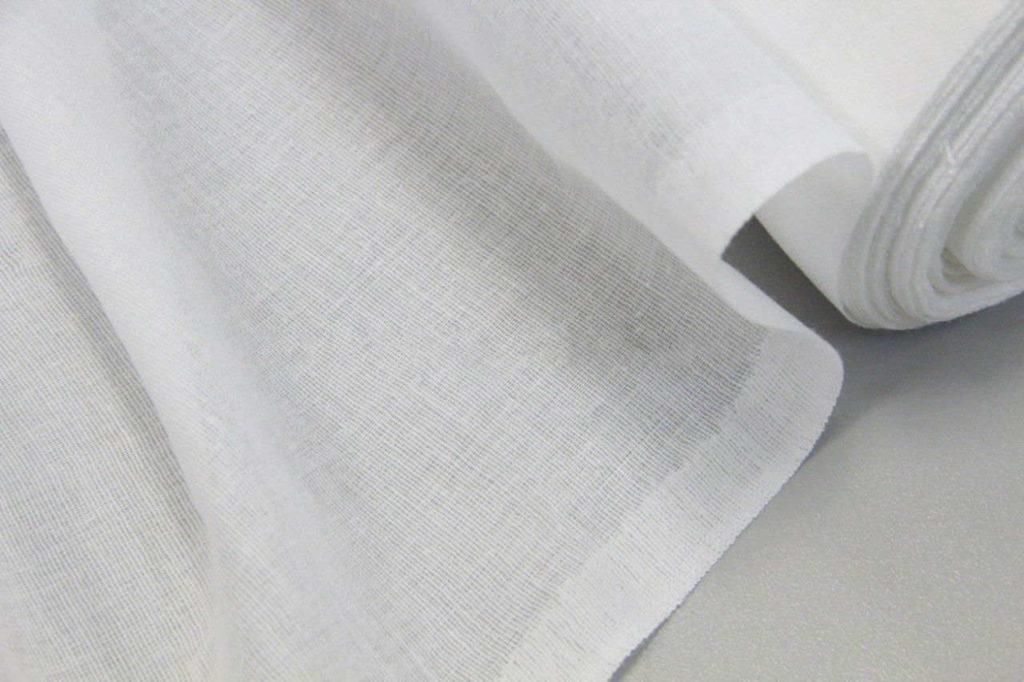 Ткань мадаполам, белый