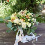 Букет невесты – деталь образа, желанный подарок, стильный аксессуар