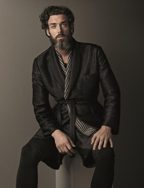 Мужская одежда для дома итальянского бренда La Perla