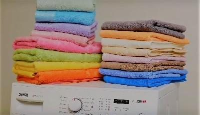 Как сделать махровые полотенца пушистыми