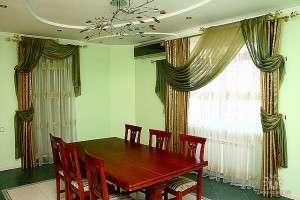 Как правильно подобрать шторы для комнаты. Фото