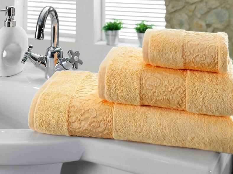 Почему махровые полотенца после стирки жесткие