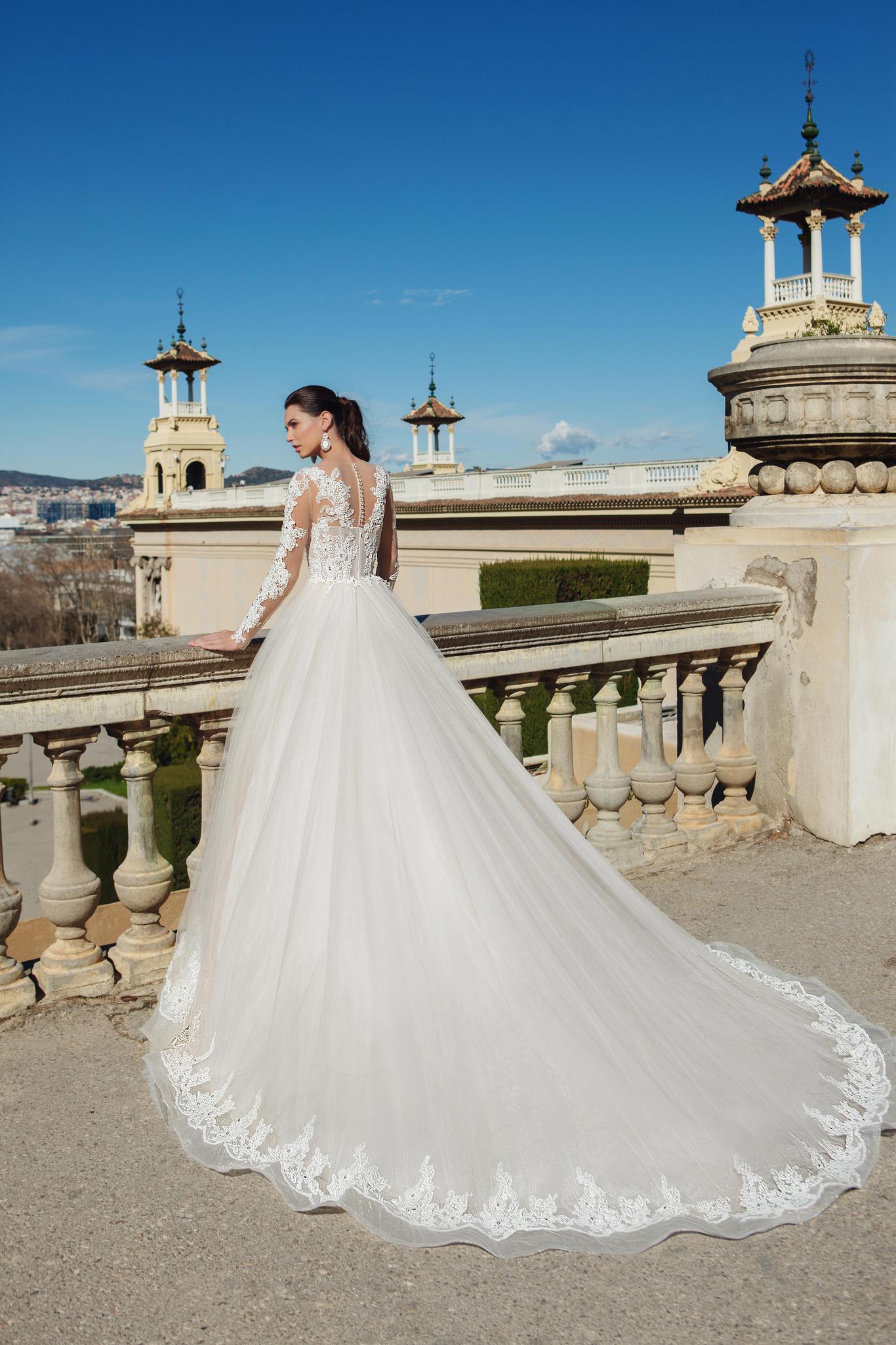 Силуэт платья принцесса