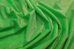 Бархат стрейч (мокрый эффект) 04-12/59  шир.140 см 92%полиамид,9%эластан 1700 р/м • <a style=