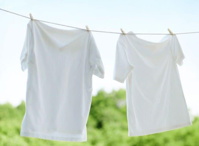 Сушка футболок