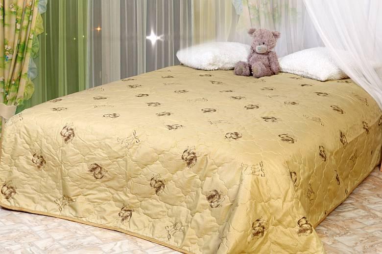 Какое одеяло лучше: из овечьей или верблюжьей шерсти