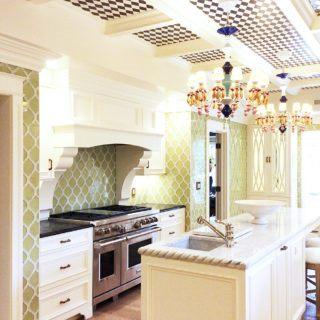 Дизайн кухни 10 м2 — лучшие фото новинки современного интерьера кухни