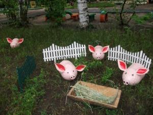 Маленький сад или огромная усадьба определяют масштаб будущего произведения садовника