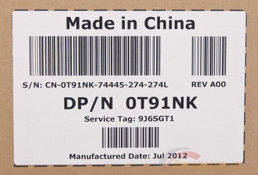 Мы уже настолько привыкли к такой надписи на всей цифровой технике, что даже не спрашиваем, где произведено устройство.