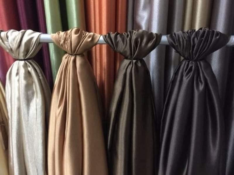 шанзелизе ткань для штор
