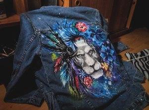 Несмывающаяся роспись одежды