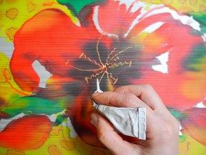 Ручная роспись по ткани