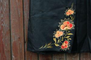 Основные виды техник росписи по ткани