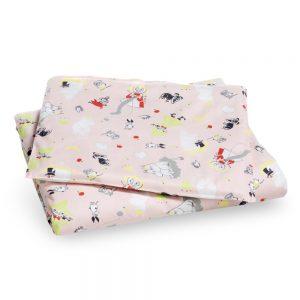 Комплект постельного белья для новорожденного ребенка