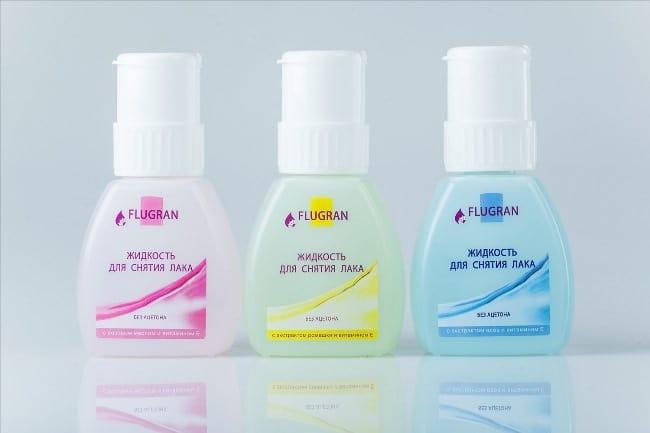 Жидкость устранит краску сразу же, если вовремя принять меры