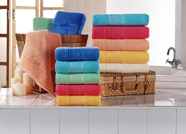 Как правильно стирать махровые полотенца в стиральной машине