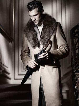 Ткани для мужского пальто