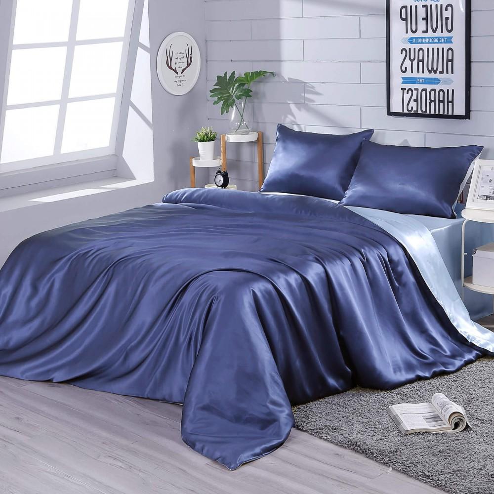 Уход за шелковым постельным бельем