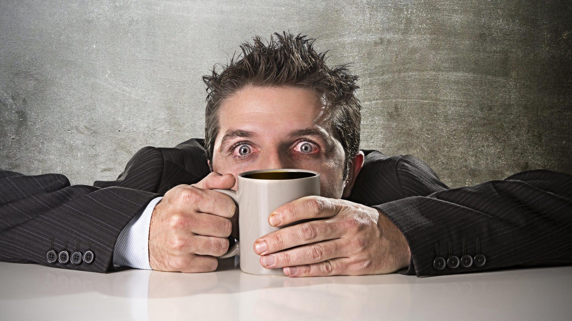 Чрезмерное употребление кофеина