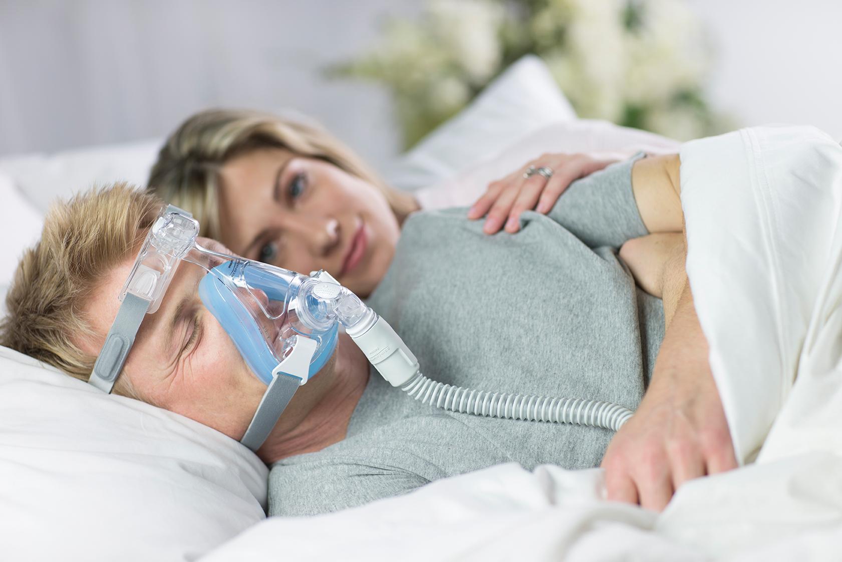 аппараты для СИПАП-терапии