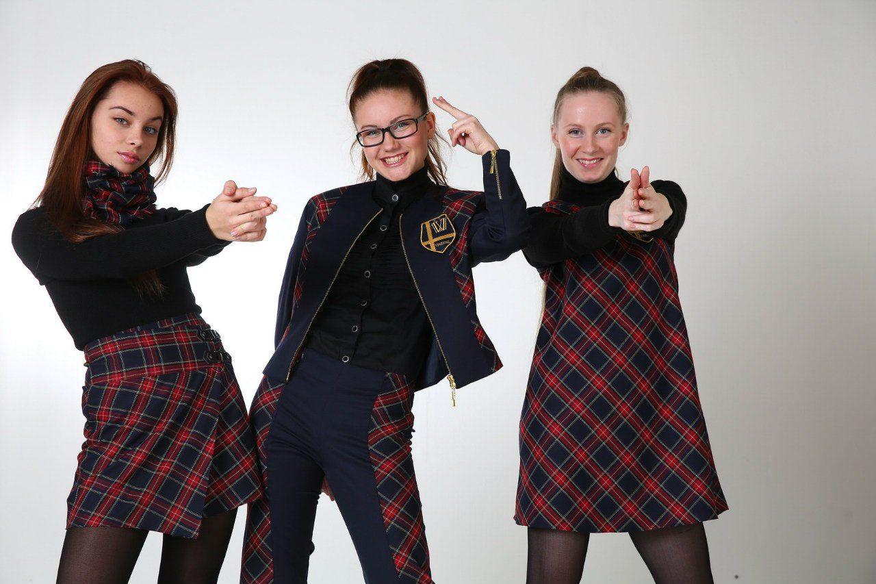 школьная одежда из тиара