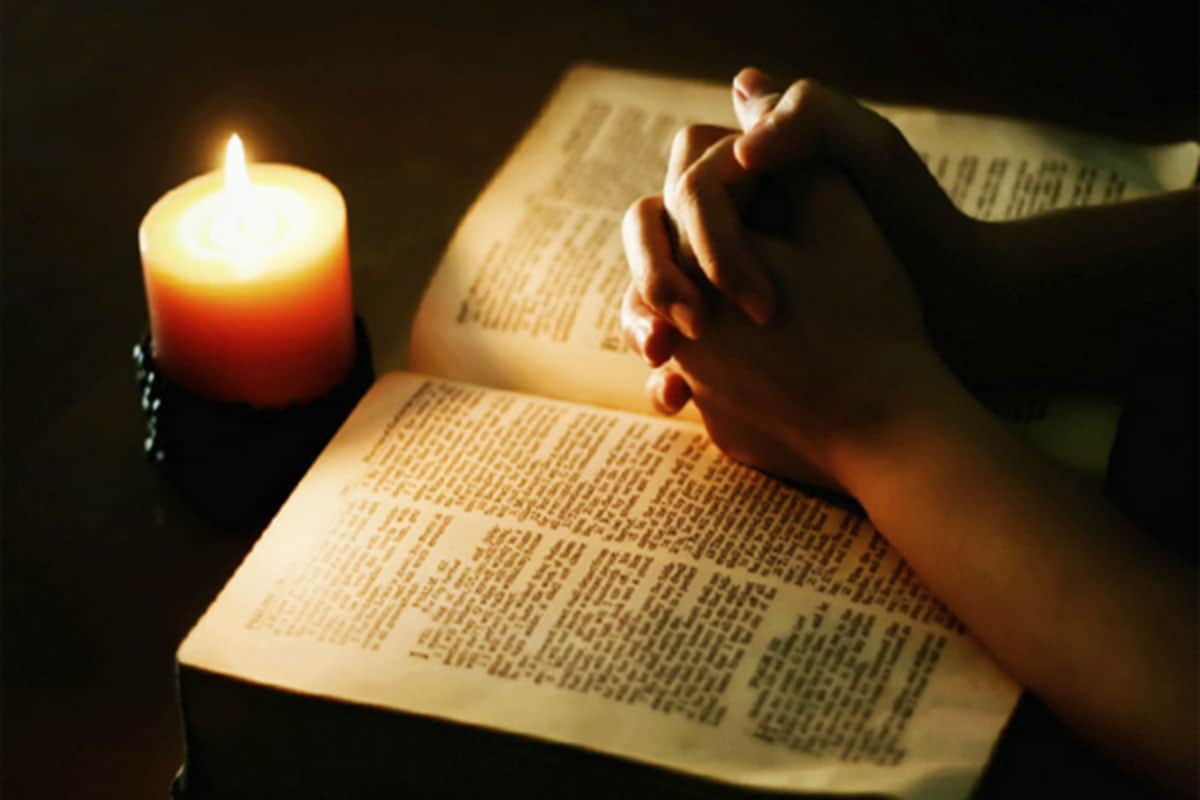 Молитва от бессонницы