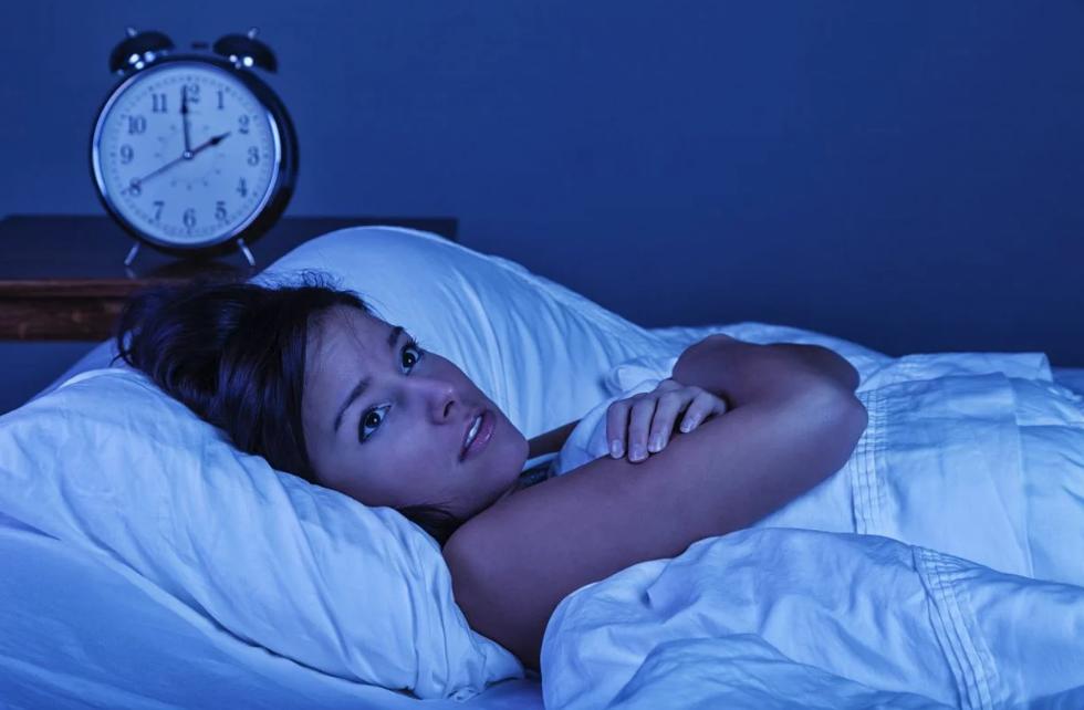 Почему не получается уснуть